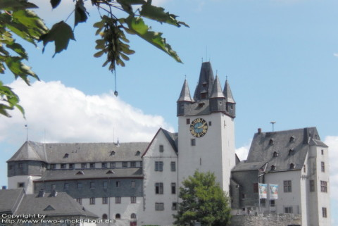 Schloss, Diez, Umgebung