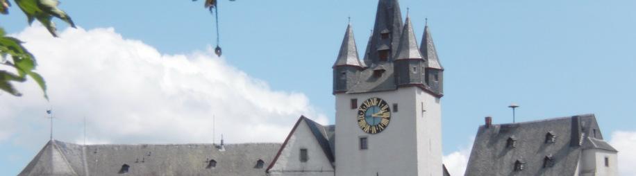 FeWo Erhol Dich Gut Diez, Schloss Diez, Firmenlogo